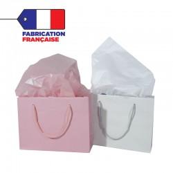 Les papiers de soie nacrés