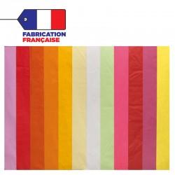 Les papiers de soie couleurs