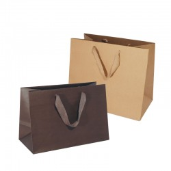 Sacs kraft naturel et marron