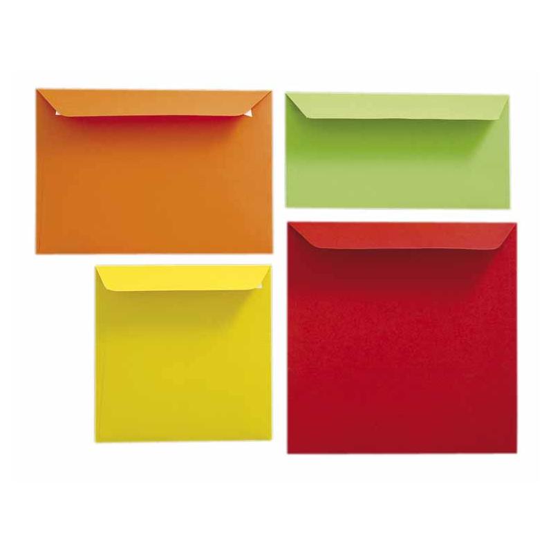 enveloppe couleur comptoir de l 39 emballage. Black Bedroom Furniture Sets. Home Design Ideas