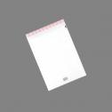 Enveloppes blanc mat intérieur bulles
