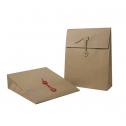 Pochettes sacs rondelles et ficelle