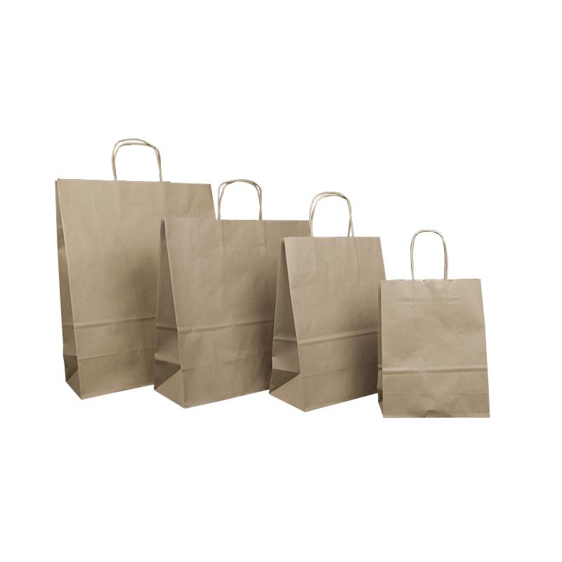 sac papier kraft recycl comptoir de l 39 emballage. Black Bedroom Furniture Sets. Home Design Ideas