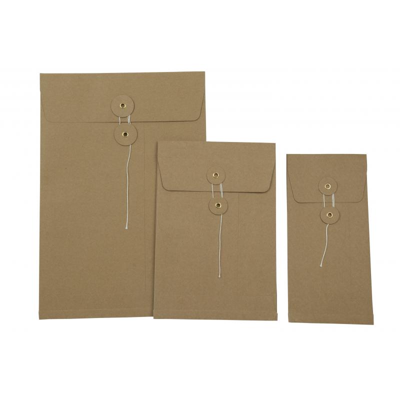Enveloppes rondelles et ficelle le comptoir de l emballage - Le comptoir de l emballage ...
