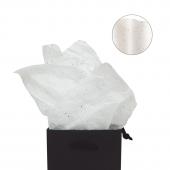 Papier de soie à paillettes