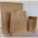Pochettes cadeaux kraft