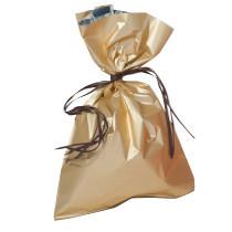 Pochettes cadeaux métallisées