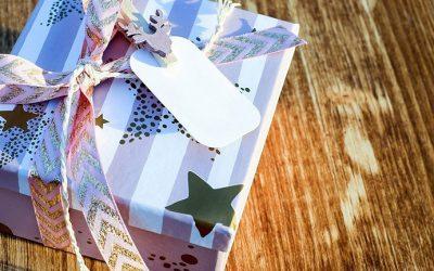 Papier cadeau idéal