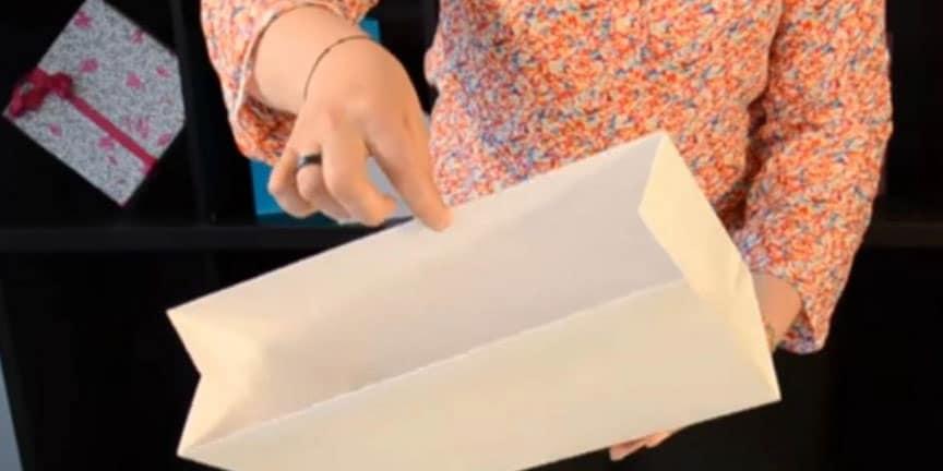 Comment fabriquer un sac en papier ?