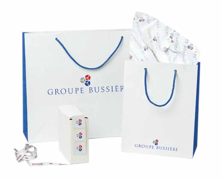 Le Comptoir de l'Emballage: le fournisseur de votre sac papier personnalisé !