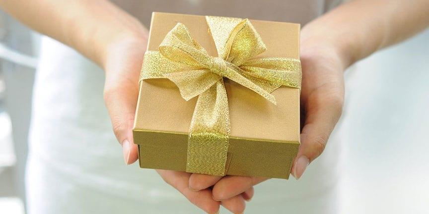 Des boîtes cadeaux… pour la Fête des Mères !